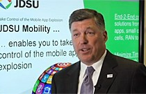 JDSU Mobility – take control of the Mobile App explosion.