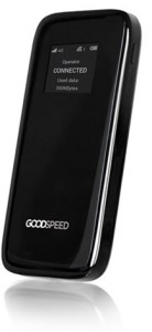 Uros introduces the Goodspeed 4G mobile hotspot with excellent performance and sleek design.