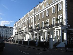 Fine London houses - GWS