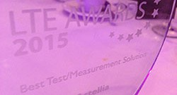 Astellia's Nova RAN Optimizer solution wins prestigious LTE Awards