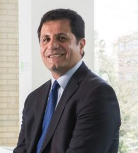 Professor Rahim Tafazolli, director of the 5GIC