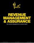 Revenue Management & Assurance – Can revenue management be a revenue maker?