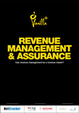 Revenue Management & Assurance – Can revenue management be a revenue maker?