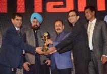 Mahindra Comviva wins Aegis Graham Bell Awards 2015 for innovation in mCommerce and mMoney