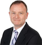 Mark Wilkinson, SAS Regional Vice President – Northern Europe and Russia/CIS.