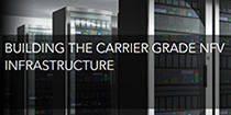 Building the Carrier Grade NFV Infrastructure