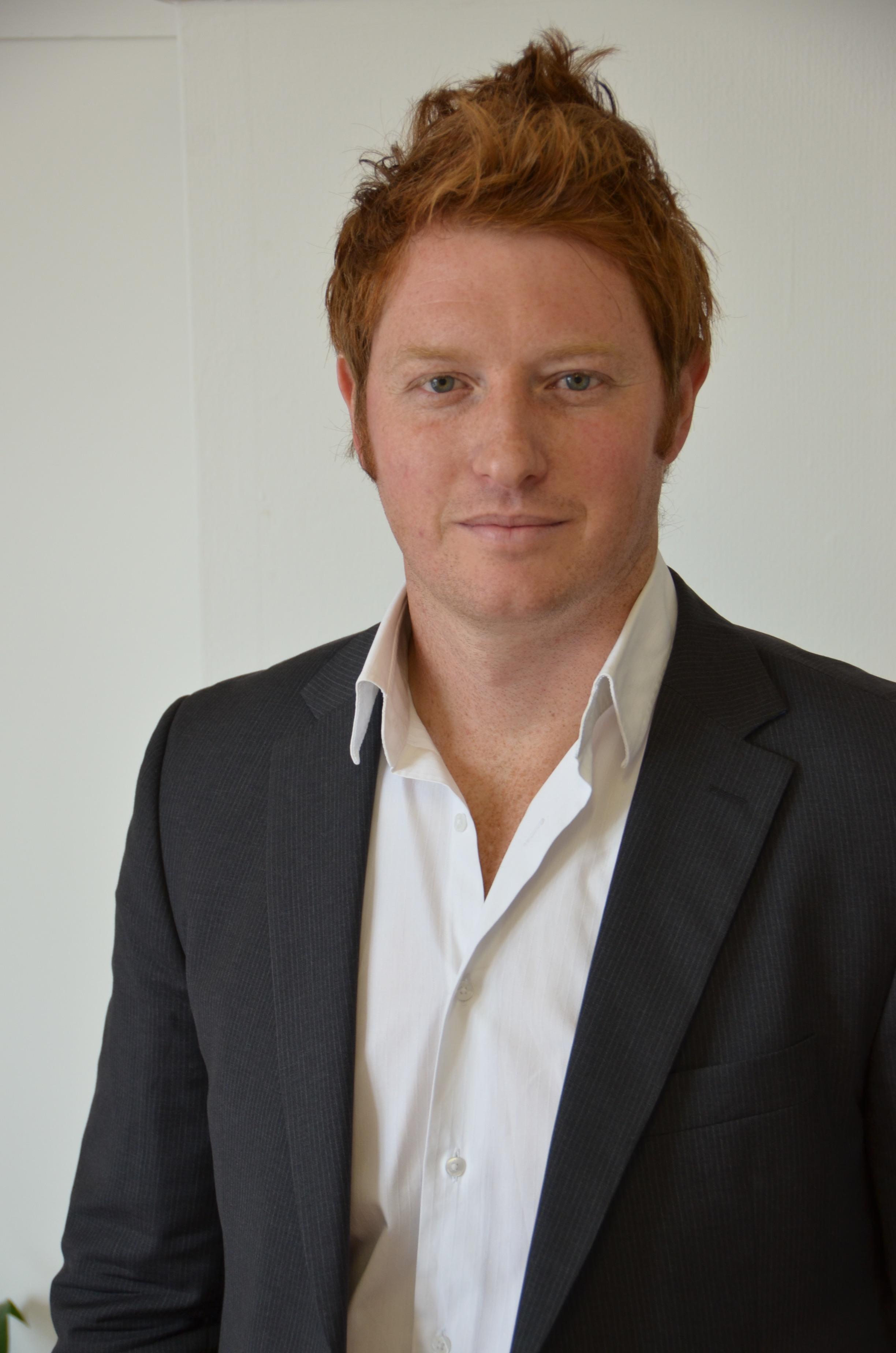 Dan Cunliffe, managing director at Pangea