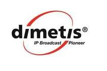 Dimetis integrates V-Nova P.Link for end-to-end broadcast operation support of 4K, HD services