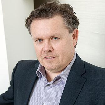 Mark McArdle, CTO, eSentire