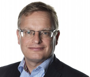 Jan Frykhammar, Ericsson's interim CEO