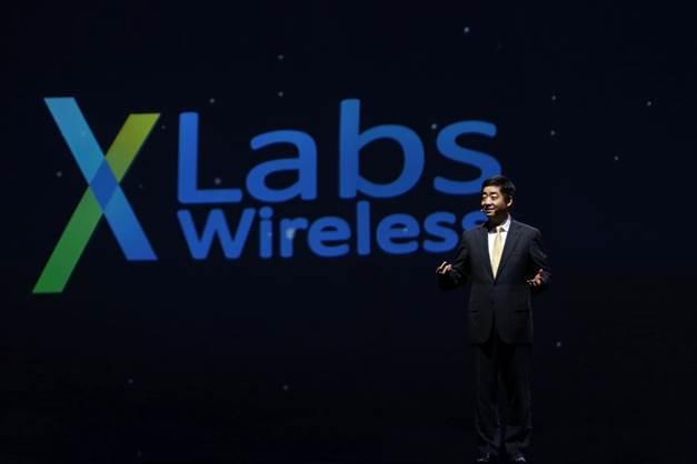 Rotating CEO of Huawei ,Ken Hu announced X-Labs initiatives of Huawei