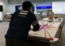 SoftBank and Huawei demonstrate 5G use cases