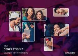 Gen Z tech research by CommScope shows 'always-on' mindset as 15% of city-dwellers check smartphones 30 times per hour
