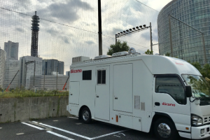 Huawei and DOCOMO complete world's first 5G URLLC field trial over C-Band