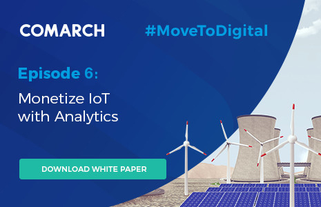 Monetise IoT with Analytics
