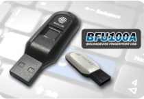 Biolog Device's secure fingerprint USB is made possible with Hyperstone's U9 controller & API software