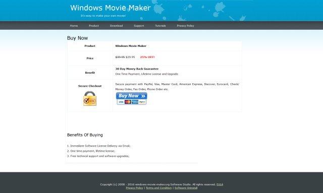 windows movie maker registration code and licensed email