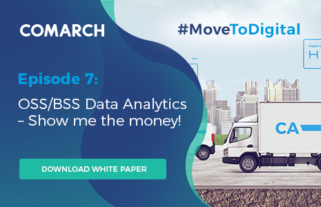 OSS/BSS Data Analytics – Show me the money!