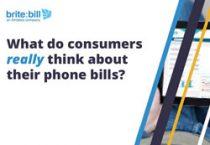 Consumer perceptions of telecoms billing