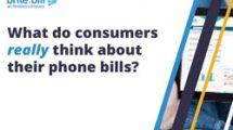 Consumer perceptions of telecoms billing 2017