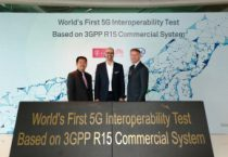 Deutsche Telekom, Intel and Huawei collaborate to achieve first 5G NR interoperability