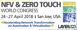 NFV & Zero Touch World Congress