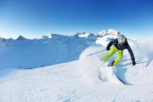 Netcracker sponsors champion alpine skier Andrew Kurka in 2018 Paralympic winter games