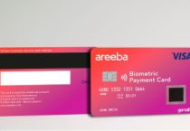 Areeba introduces Gemalto's contactless biometric payment card to the Middle East
