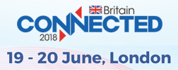 Connected Britain 2018.