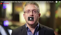 TMF research finds that digital transformation is not as advanced as industry expected