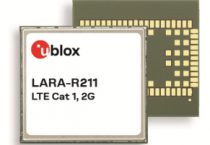 Vodafone grants global certification to u-blox LTE Cat 1 module with 2G fallback
