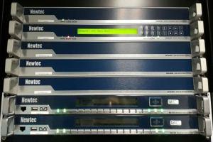 Newtec dialog multiservice platform powers Milano
