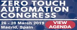 Zero Touch Automation Congress 2019