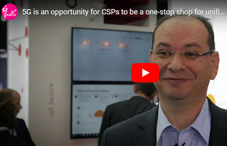 5G is an opportunity for CSPs to be a one-stop shop for unified security solutions