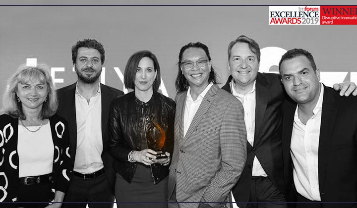 Etiya wins TM Forum excellence award for disruptive innovation