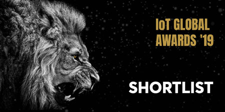 The 2019 IoT Global Awards shortlist nominees are…