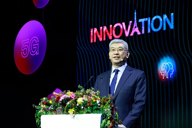 Huawei re-affirms European market commitment, says no Berlin Wall needed in digital world