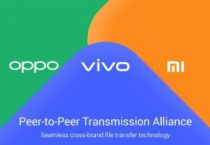 Vivo, OPPO and Xiaomi partner to bring new wireless file transfer system