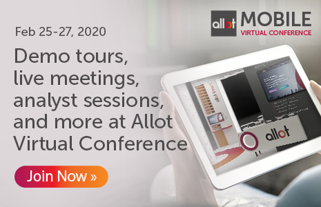 Allot Mobile Virtual Conference