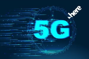 HERE unveils Geodata Models to cut 5G wireless network planning costs and speed deployment
