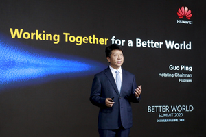 Unlock the full potential of 5G to drive commercial success, says Huawei's Guo