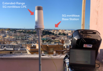 TIM, Ericsson and Qualcomm claim record for long distance speed with 5G mmWave applied to FWA
