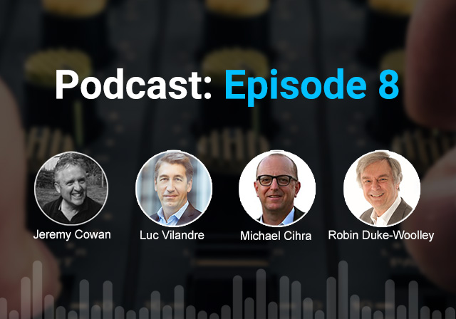 Podcast 8: IoT is boosting healthcare professionals' efficiency