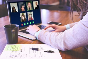 Who's watching you? Webcams and video call risks
