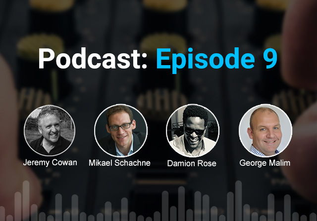 Podcast 9: Pandemic pushes network upgrades for mobile data, rising IoT and cutting fraud