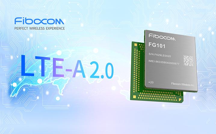 Fibocom Launches High Performance LTE-A Cat 12 Module FG101 Based on Qualcomm SDX12