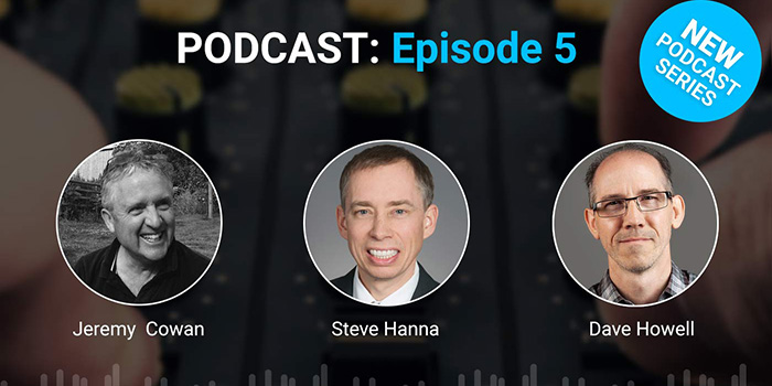 Podcast 5: Smart homes revolution is coming!