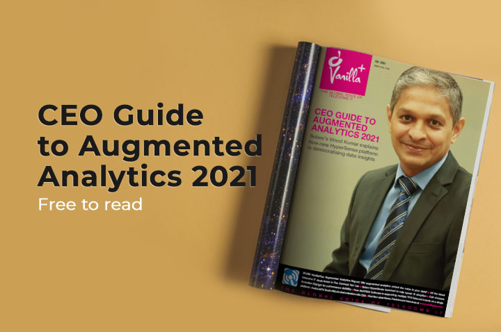 The CEO Guide to Augmented Analytics 2021