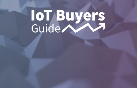 It's here! The annual Enterprise Buyer's Guide: Which IoT Platform 2021?