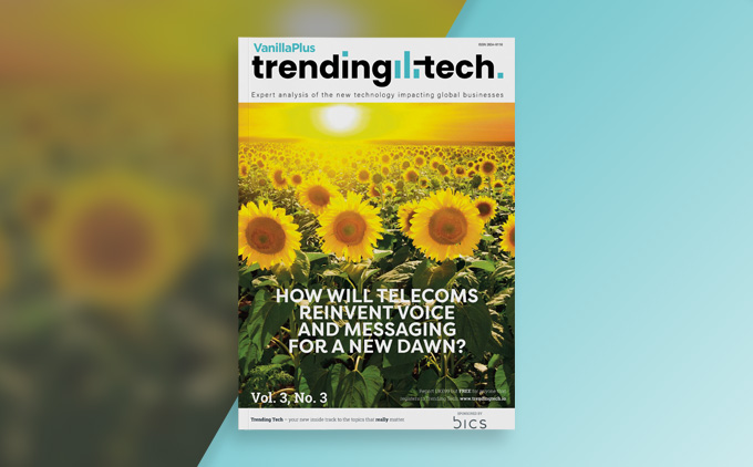 How will telecoms reinvent voice and messaging for a new dawn?